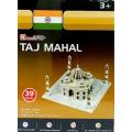 PUZLE 3D TAJ MAHAL INDIA 15.7x15.7x8.5cm