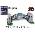 PUZZLE 3D HARBOUR BRIDGE